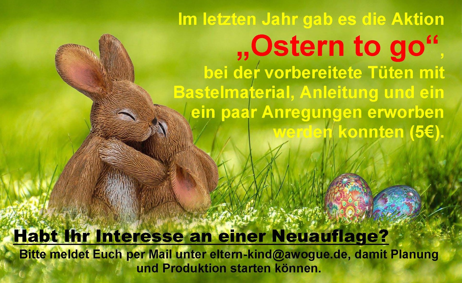 Ostern to go